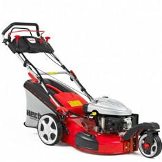 Masina de tuns iarba cu motor pe benzina-autopropulsie Hecht 5563 SXE - Masina tuns iarba