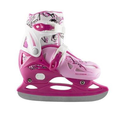 Nils Patine reglabile copii roz NH0320A foto