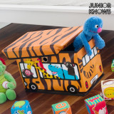 Cutie Pliabilă pentru Jucării Bus Junior Knows