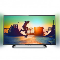 "Smart TV Philips 43PUS6262/12 43"" Ultra HD 4K LED Ultra Slim Wifi Negru - Televizor LED Philips, 108 cm"