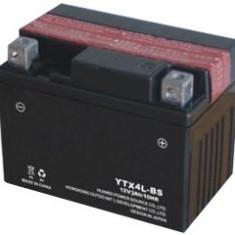 Baterie scuter motomir-fara intretinere-12v 4ah - Baterie Moto