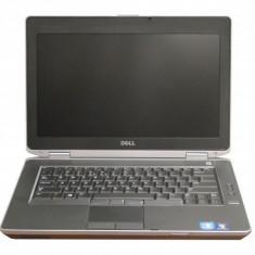 Laptop DELL Latitude E6430, Intel Core i7 Gen 3 3540M 3.0 Ghz, 4 GB DDR3, 250 GB SATA, DVDRW, WI-FI, Display 14inch 1366 by 768