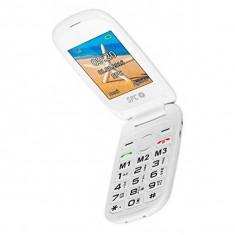 Telefon Mobil SPC Harmony 2304B Bluetooth FM Alb - Telefon LG