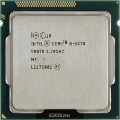 Procesor Gaming  Intel Ivy Bridge, Core i5 3470 3.20GHz, Intel Core i5, 4