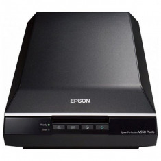 Scaner Portabil Epson Perfection V550 Photo B11B210302 6.400 ppp 3, 4 Dmax A4 USB 2.0 B - Scanner