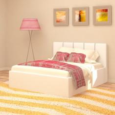 Pat tapitat SERENA Trend - Pat dormitor