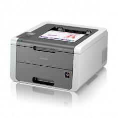 Imprimantă LED Wifi Color Brother HL3170CDW 22 ppm 128 MB - Imprimanta laser color