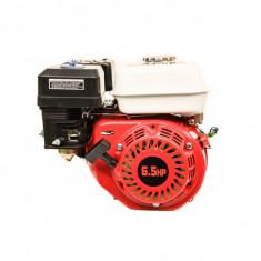 Motor pe benzina Micul Fermier 6.5 CP, 4 timpi, ax pana 20mm - Motor electric