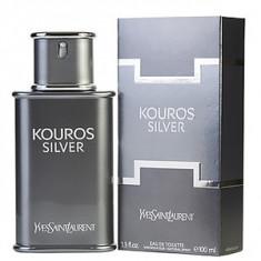Yves Saint Laurent Kouros Silver EDT 100 ml pentru barbati