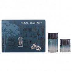 Set de Parfum Bărbați Agua De Bambú Adolfo Dominguez (2 pcs) - Set parfum