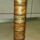Carte veche Memoires du Clerge de France TomXII sec.18, drept, de colectie, in-4