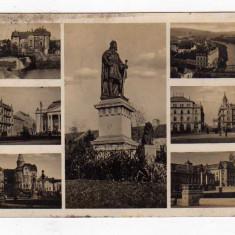 ORADEA MOZAIC  STAMPILA SERBARILE SFANTUL LADISLAU 1942