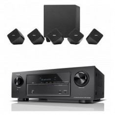 Home Cinema Denon DHT-54020 Bluetooth 150W Negru - Sistem Home Cinema