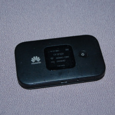 Router 4G HUAWEI E5577C model E5577CS-321 LTE Cat4 Mobile Hotspot LIBER RETEA - Modem PC