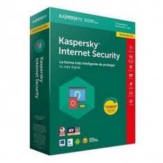 Antivirus Acasă Kaspersky Internet Security 2018 Renovac KL1941S5CFR-8 3L/1A Multi-Device |