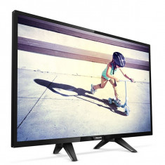 "Televiziune Philips 32PFT4132/12 32"" Full HD LED Ultra Slim Negru - Televizor LED Philips, Smart TV"
