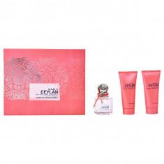 Set de Parfum Femei Viaje A Ceylan Adolfo Dominguez (3 pcs) - Set parfum
