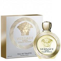 Versace Eros Pour Femme EDT Tester 100 ml pentru femei - Set parfum