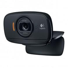 Webcam Logitech C525 HD 720p 8 Mpx PC MAC Negru
