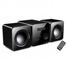 Micro-Stereo Innova 222794 HIFI 20W USB Negru - Combina audio