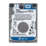 "Hard Disk Western Digital Blue WD5000LPCX 2.5"" 500 GB Sata III 5400 rpm Buffer 8 MB, Western Digital"
