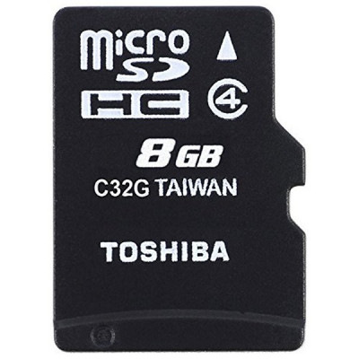 Toshiba THN-M102K0080M2 Micro SD tip 4 8GB c/a foto