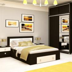 Dormitor Primavera Gloss 2MAXI - Pat dormitor