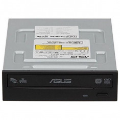 Dispozitiv de Înregistrare Intern Asus DRW-24D5MT/BLK7B/AS 24x SATA Negru - Blu-ray player