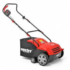 Scarificator si aerator de gazon cu motor electric 1500 W Hecht 1521 2 in 1