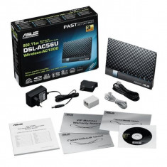 Router Asus 90IG01E0-BM300 Wifi AC1200 2 x USB 2.0 - Router wireless