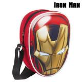 Gentuță 3D Iron Man (Avengers)