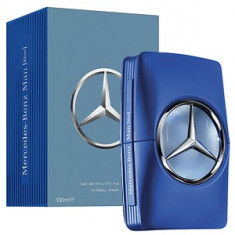 Mercedes-Benz Mercedes-Benz Man Blue EDT 50 ml pentru barbati, Apa de toaleta