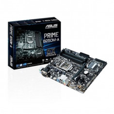 Placă de Bază Asus PRIME B250M-A mATX LGA1151