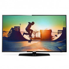 "Smart TV Philips 50PUS6162/12 50"" Ultra HD 4K LED Ultra Slim Wifi Negru - Televizor LED Philips, 127 cm"