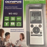 110h AUTONOMIE si USB incorporat reportofon profesional Olympus ws-852 la cutie