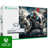 Xbox One + Gears Of War 4 Microsoft 234-00038 1 TB (2 pcs)
