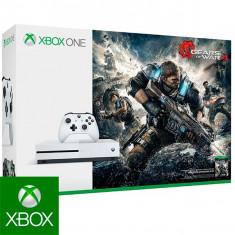 Xbox One + Gears Of War 4 Microsoft 234-00038 1 TB (2 pcs) - Consola Xbox