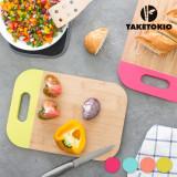 Planșetă de Bucătărie din Bambus cu Mâner TakeTokio