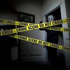 Bandă Crime Scene Do Not Cross