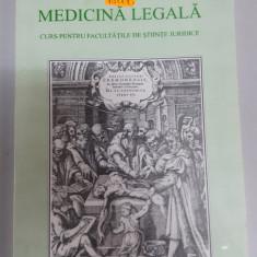 Vladimir Belis - Medicina Legala Pentru Facultatile De Stiinte Juridice