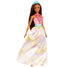 Papusa Mattel Barbie Dreamtopia Printesa din Regatul Sweetville