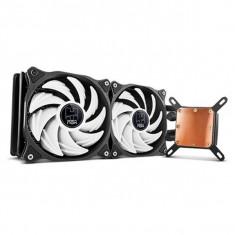 Ventilator de Unitate NOX NXHUMMERH240CL   Aluminiu - Cooler PC