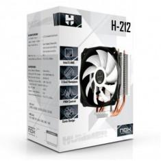 Ventilator și Heatsink NOX Hummer H-212 8-20 dBa - Cooler PC