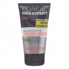 Gel Exfoliant pentru Față Men Expert L'Oreal Make Up