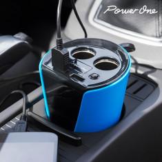 Adaptor de Încărcare pentru Automobil Power One - Adaptor PCMCIA
