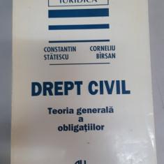 Tratat de drept civil - Teoria generala a obligatiilor - C. Statescu, C. Barsan