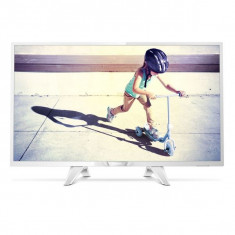 "Televiziune Philips 221275 32"" HD LED Alb - Televizor LED Philips, HD Ready, Smart TV"