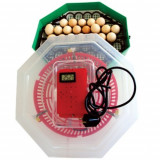 Incubator oua ERT-41 gaina 74 prepelita cu intoarcere automata si termostat