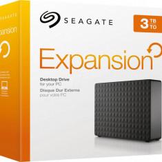 "EHDD 3TB SG EXPANSION USB 3.0 3.5"" BK - HDD extern Seagate"