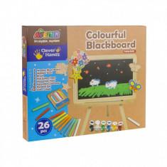 Tabla de colorat - Surpriza Kinder